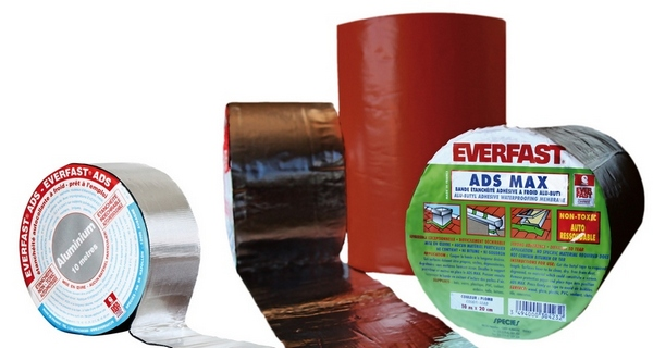 Self adhesive membranes everfast - Bande adhesive murale ...